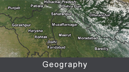 Geography of Haryana